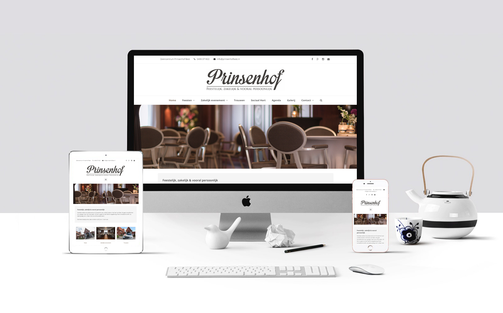 Prinsenhof Best – juli 2017