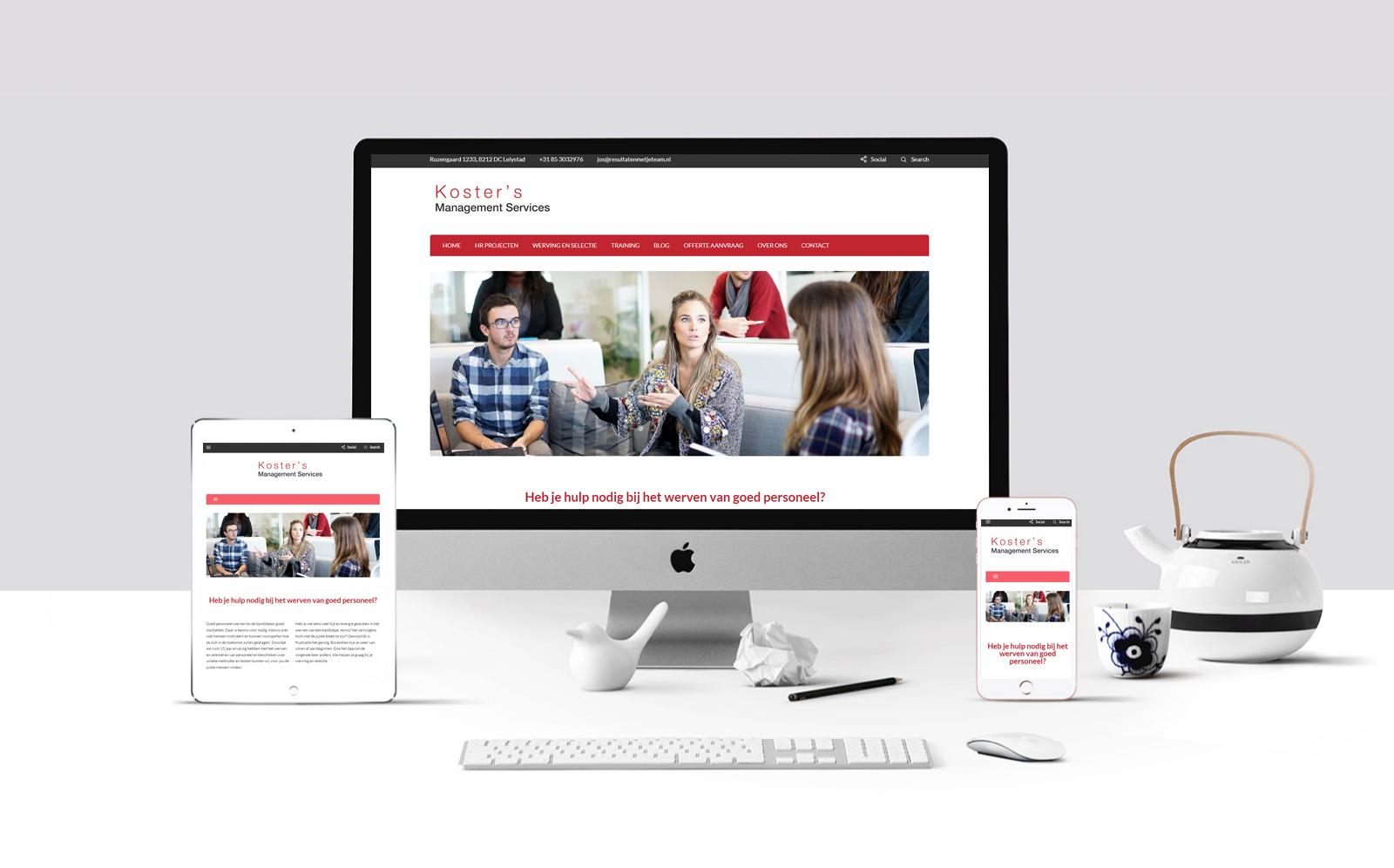 Koster's management services – september 2017