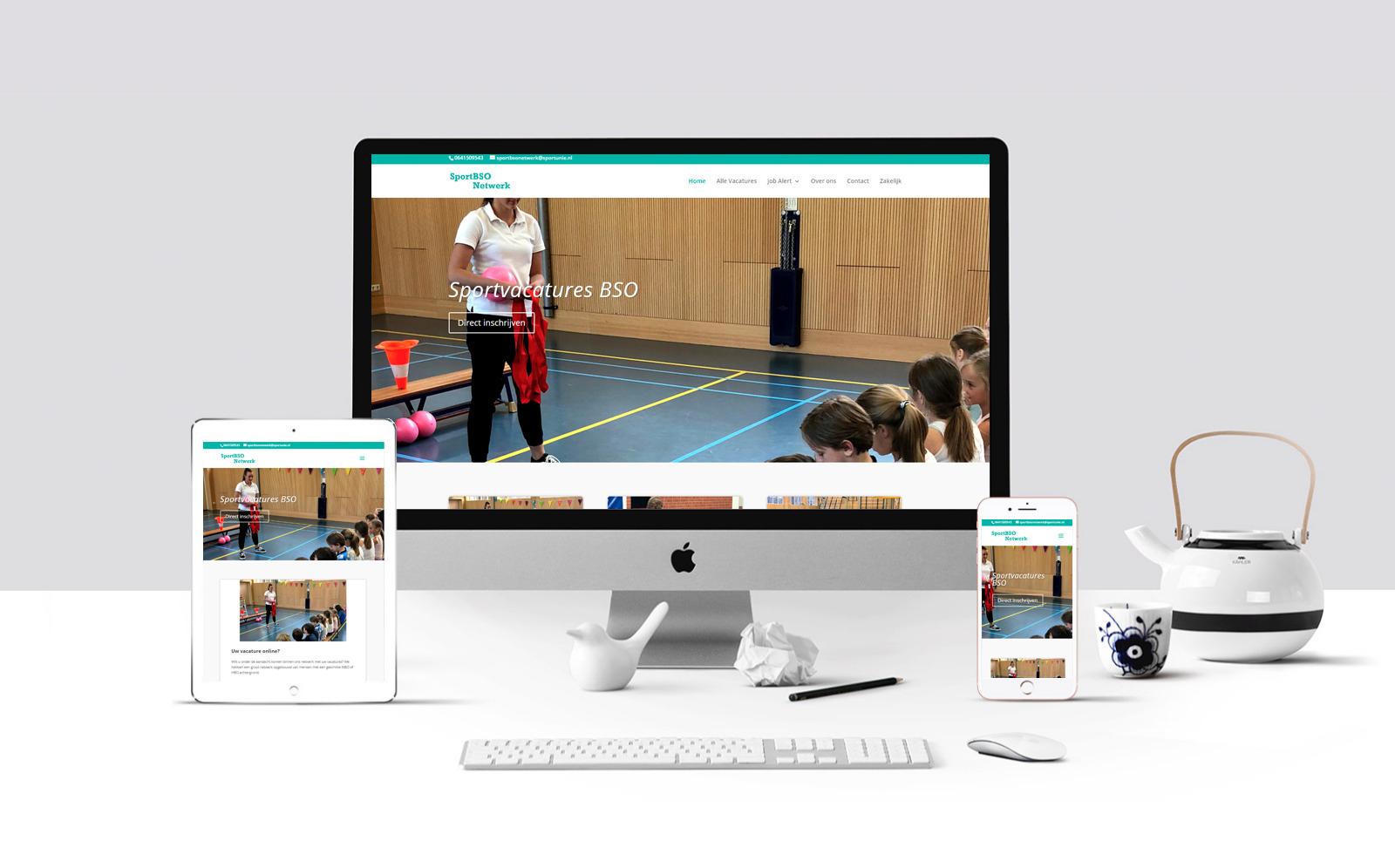 SportBSO netwerk – november 2018