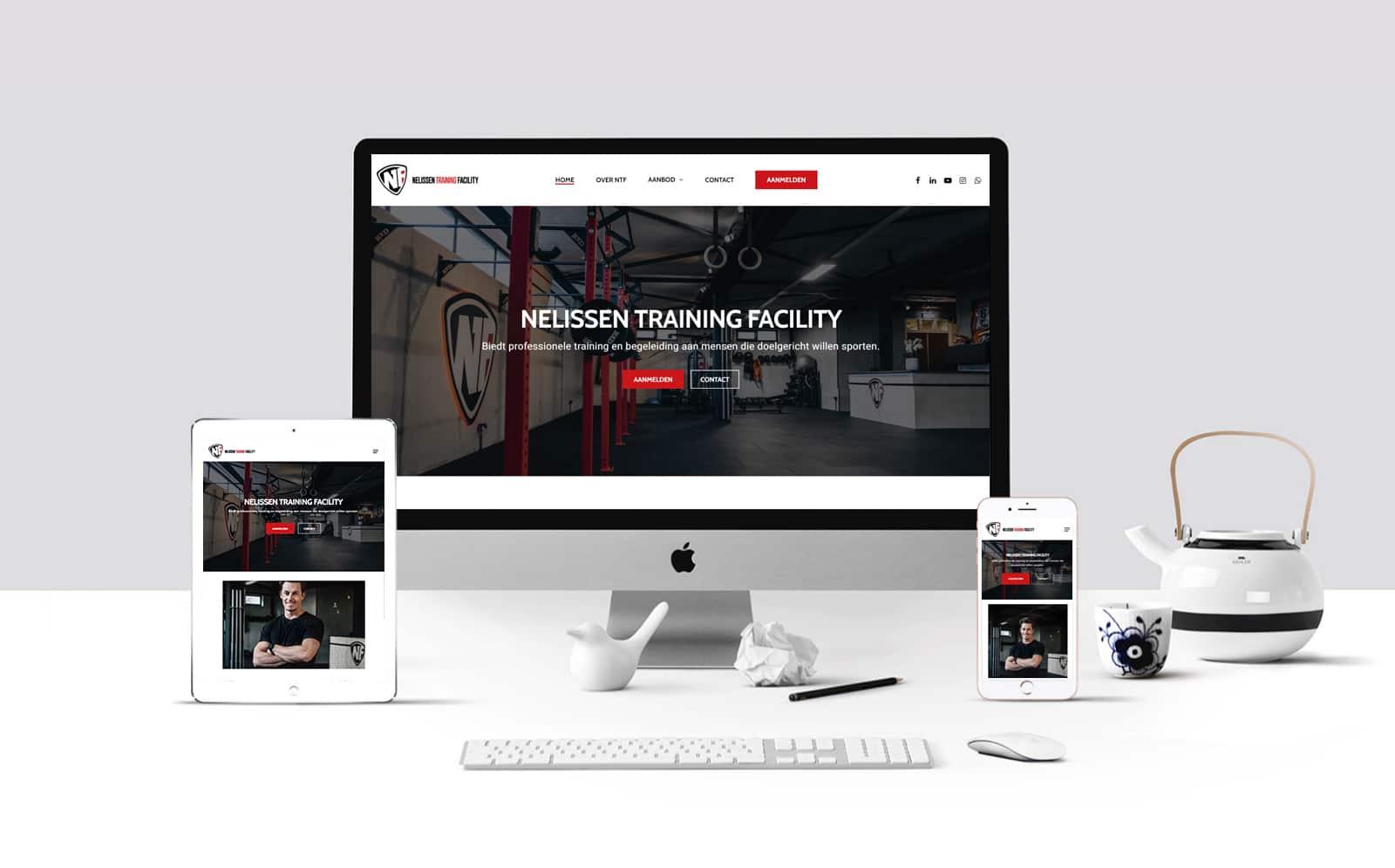 Nelissen Training Facility – februari 2020