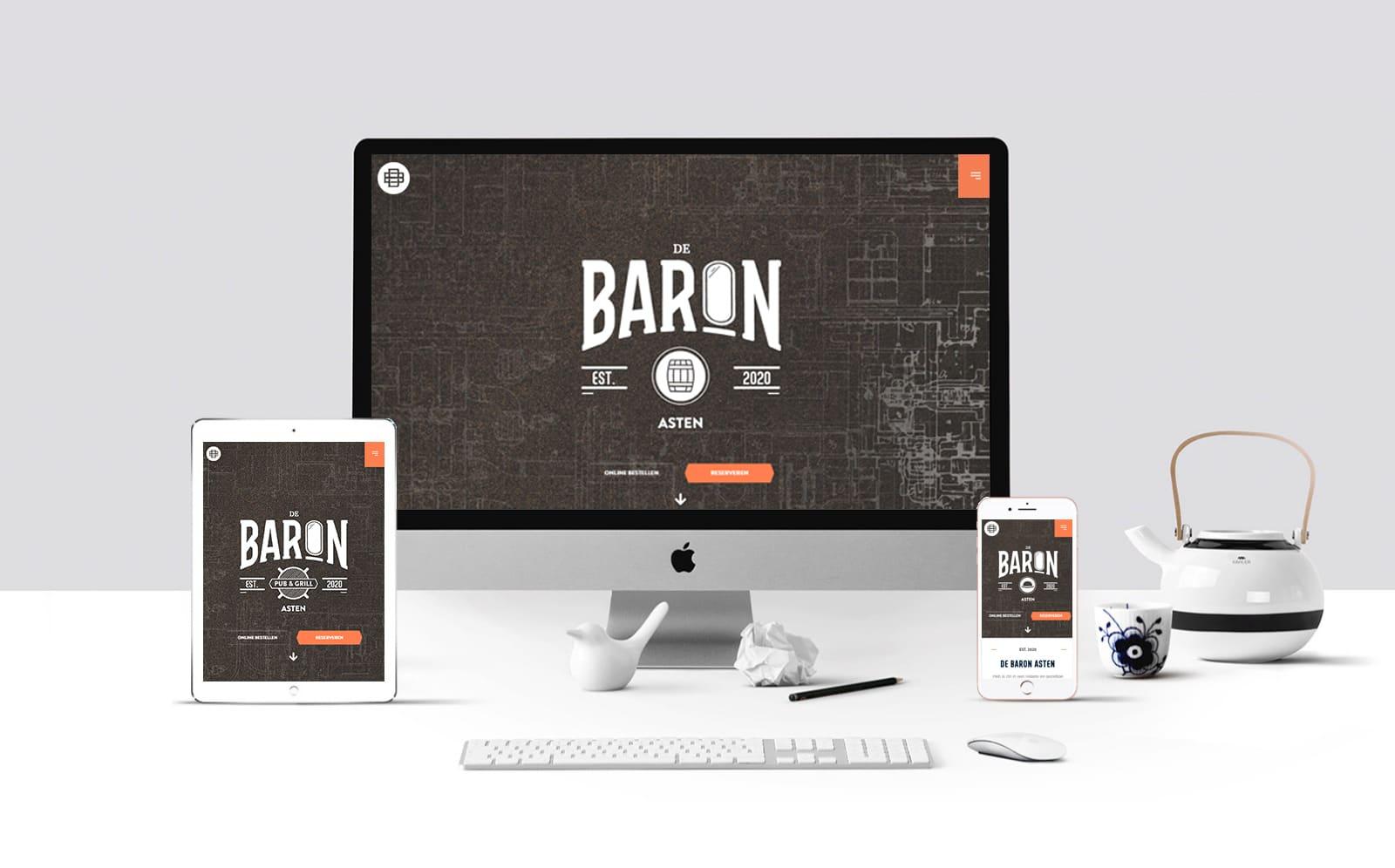 De Baron Pub & Grill – augustus 2020
